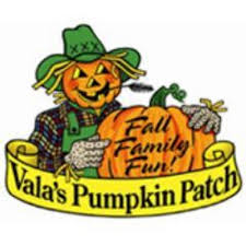Vala's Pumpkin Patch Logo