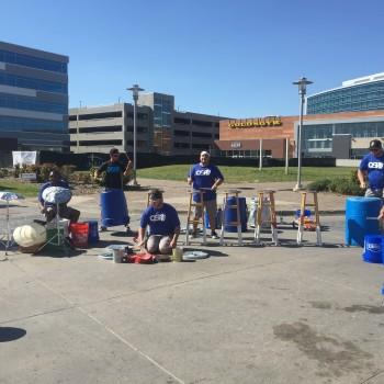 Omaha Street Percussion - Aksarben