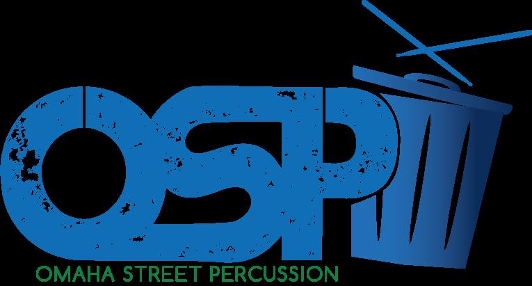 Omaha Street Percussion Logo
